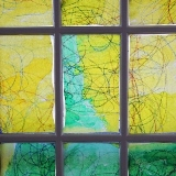 Scribble Stained Glass
