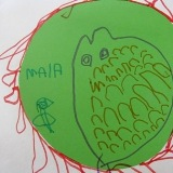 Totoro Challenge Drawings
