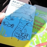 Drawing on Usborne Activity Cards
