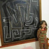Mazes on the Chalkboard