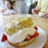 Baking Strawberry Shortcake with Kids