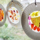 Fall Nature Suncatchers