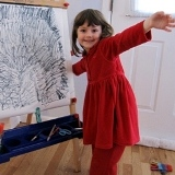 How to Talk About Your Kids Art