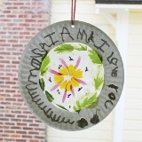Flower Mandala Suncatcher