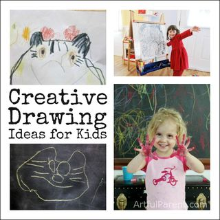 Creative Drawing Ideas and Activities for Kids
