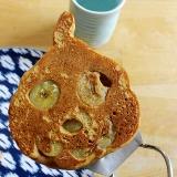 Jack O Lantern Pancakes for Halloween