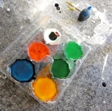 Make Homemade Watercolor Paints