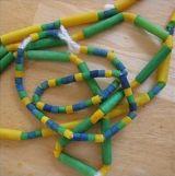 Dye Pasta Beads