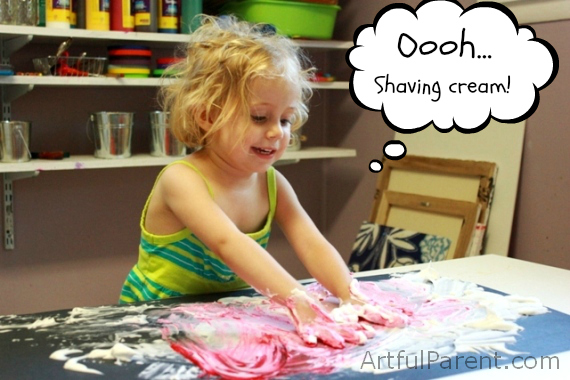 Shaving Cream for Kids 1