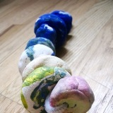 Dough Bead Caterpillar