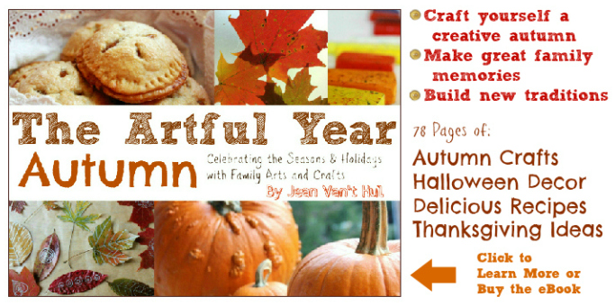 Craft Yourself a Creative Autumn Banner Ad