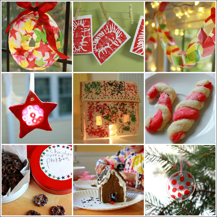 Christmas Crafts in The Artful Winter eBook