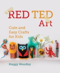 Red Ted Art Kids Crafts Book Smaller