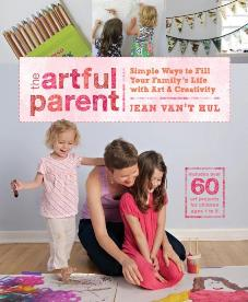 Artful Parent Book Cover