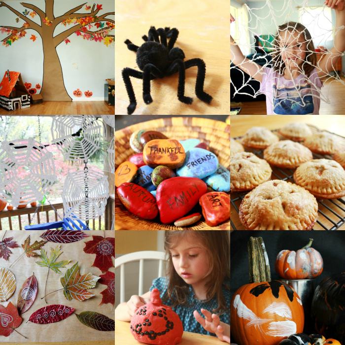 Autumn Crafts eBook Projects