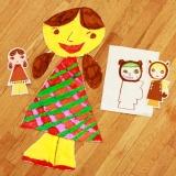 Paper Doll Art