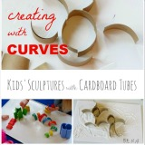 Building and Creating with Curves